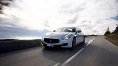 Maserati Quattroporte: le parti fornite da Jeep, Dodge e Chrysler