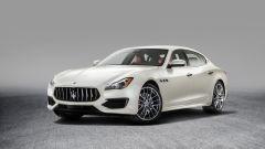 Maserati Quattroporte restyling: ecco la versione più sportiva