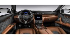 Maserati Quattroporte restyling: GranLusso è più chic