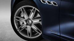 Maserati Quattroporte restyling: i cerchi sono da 20'' o da 21''