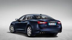 Maserati Quattroporte restyling: il posteriore