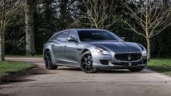 Maserati Quattroporte Shooting Brake: la one-off in vendita - Immagine: 1