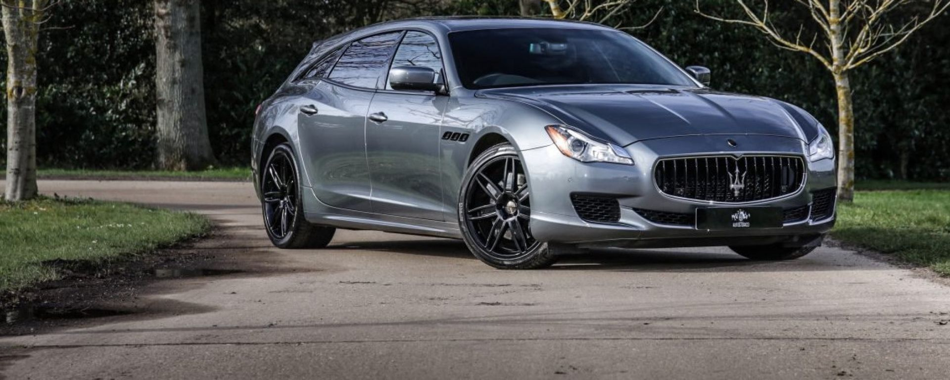 Maserati Quattroporte Shooting Brake: la one-off in vendita