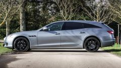 Maserati Quattroporte Shooting Brake: la one-off in vendita - Immagine: 4