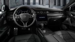 Maserati Quattroporte Trofeo, gli interni