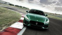 Maserati Quattroporte Trofeo in pista