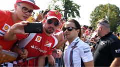 Massa e i suoi ex tifosi Ferrari