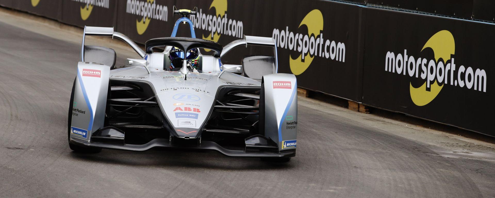 Massa elogia la Formula E: è un campionato emergente
