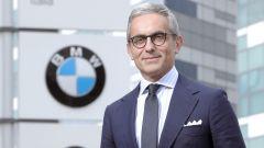 Massimiliano di Silvestre, BMW Italia, in un'altra immagine