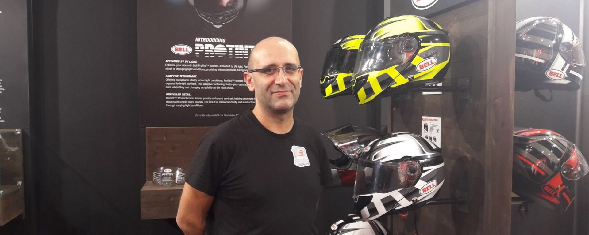 Massimiliano Savioli, Product Manager di Bergamaschi