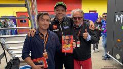 Letture MotoGP: Belìn che Paddock di Pernat e Calandri