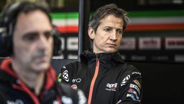 Massimo Rivola (Aprilia Racing)