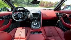 Quando Nadia Toffa girò a Monza su una Jaguar F-Type AWD - Immagine: 7