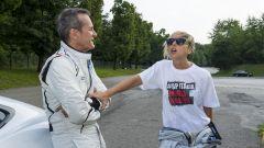 Quando Nadia Toffa girò a Monza su una Jaguar F-Type AWD - Immagine: 23