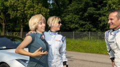 Quando Nadia Toffa girò a Monza su una Jaguar F-Type AWD - Immagine: 40