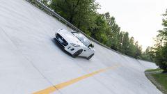 Quando Nadia Toffa girò a Monza su una Jaguar F-Type AWD - Immagine: 36