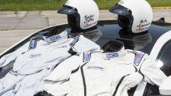 Quando Nadia Toffa girò a Monza su una Jaguar F-Type AWD - Immagine: 15
