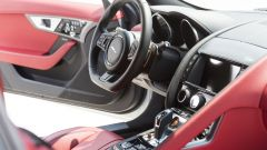 Quando Nadia Toffa girò a Monza su una Jaguar F-Type AWD - Immagine: 9