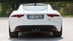 Quando Nadia Toffa girò a Monza su una Jaguar F-Type AWD - Immagine: 42
