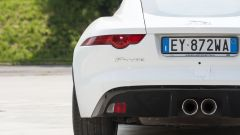 Quando Nadia Toffa girò a Monza su una Jaguar F-Type AWD - Immagine: 43