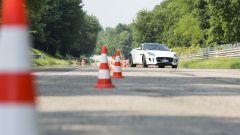 Quando Nadia Toffa girò a Monza su una Jaguar F-Type AWD - Immagine: 28