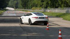 Quando Nadia Toffa girò a Monza su una Jaguar F-Type AWD - Immagine: 30