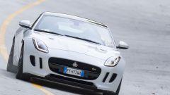 Quando Nadia Toffa girò a Monza su una Jaguar F-Type AWD - Immagine: 38