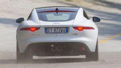 Quando Nadia Toffa girò a Monza su una Jaguar F-Type AWD - Immagine: 31