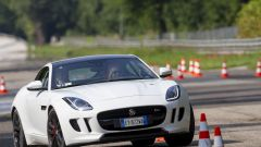 Quando Nadia Toffa girò a Monza su una Jaguar F-Type AWD - Immagine: 27