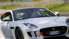 Quando Nadia Toffa girò a Monza su una Jaguar F-Type AWD - Immagine: 33