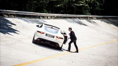 Quando Nadia Toffa girò a Monza su una Jaguar F-Type AWD - Immagine: 39