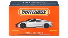 Matchbox: il modellino ecologico della Tesla Roadster