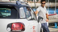 Matteo Iachino e la sua Citroen C3 Aircross