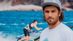 Matteo Iachino, primo italiano a laurearsi campione del mondo PWA di windsurf