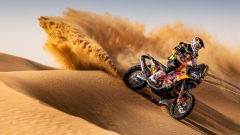 KTM 450 Rally Factory Replica 2022: motore, uscita, prezzo