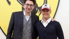 La Ferrari Driver Academy dà il benvenuto a Mick Schumacher