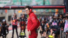 Mattia Binotto (Ferrari)