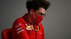 Binotto non lascia speranze ai tifosi Ferrari