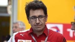 Mattia Binotto - Scuderia Ferrari