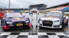 Mattias Ekstrom - Audi quattro S1 EKS RX