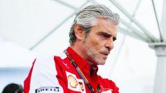 Maurizio Arrivabene - Team Director Scuderia Ferrari