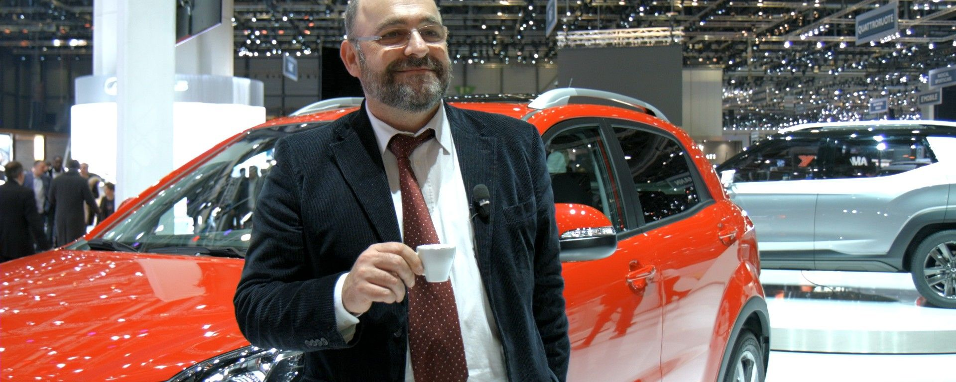 Maurizio Melzi, Brand Manager di SsangYong Italia