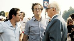 Mauro Forghieri ed Enzo Ferrari