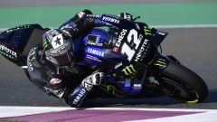 Maverick Vinales durante la FP3