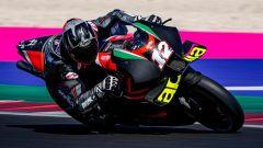 MotoGP San Marino 2021, FP1: Vinales più veloce della pioggia, 3° Bagnaia