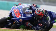 Maverick Vinales - Moto GP test Sepang 2017