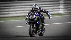 Maverick Vinales (Yamaha) vince il GP del Qatar 2021