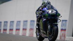 MotoGP Olanda 2021, FP1: Vinales subito velocissimo, bene Petrucci