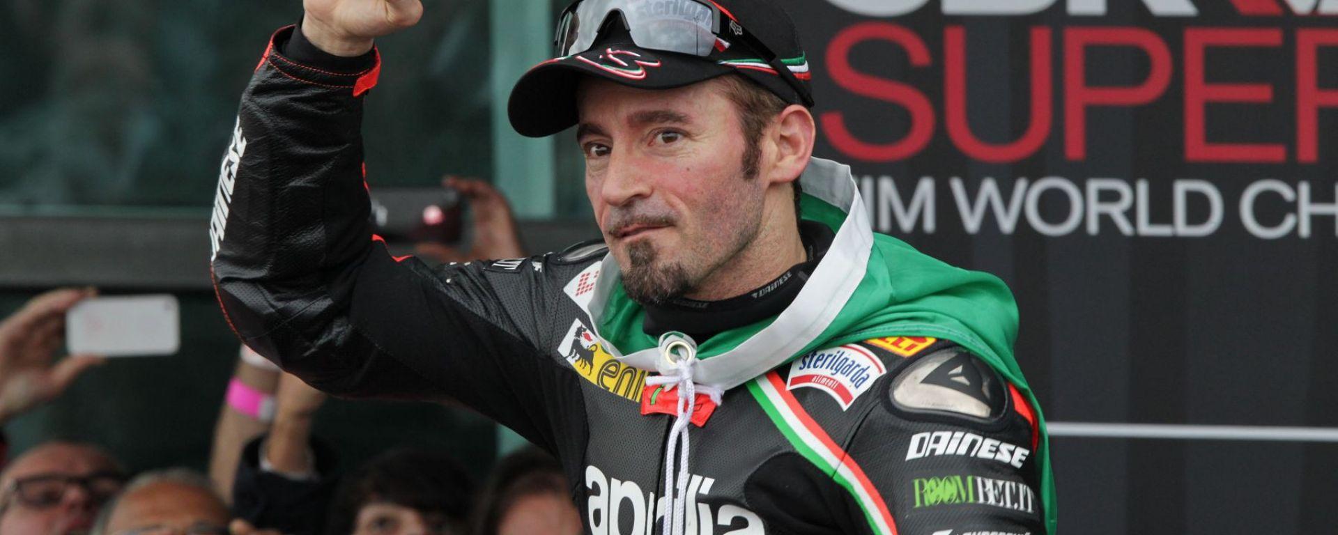 Max Biaggi commentatore Superbike 2013