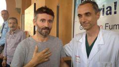 Max Biaggi: il racconto del suo incubo in ospedale 17 giorni dopo
